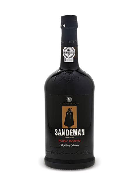 porto ruby sandeman lcbo
