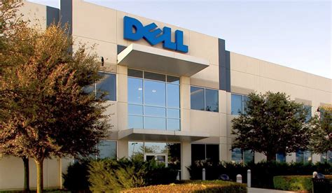 Dell Corporate Office by Dell Inc Parmer Cus Manufacturing White