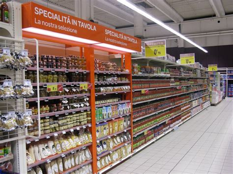 scaffali supermercato amnifrigor impianti frigoriferi scaffalature