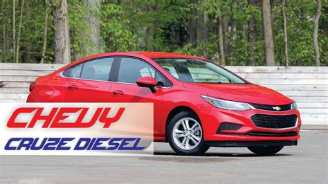 Chevy Cruze Fuel Economy by 2017 Chevy Cruze Diesel High Fuel Economy