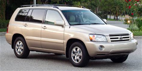 toyota highlander page  review  car connection