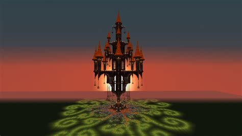 minecraft fire the temple of fire minecraft project