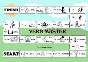 verb master board to learn to