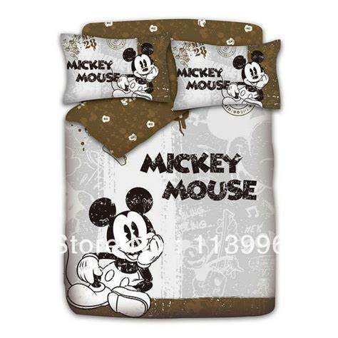 Mickey Mouse Bed In A Bag by 1000 Ideas About Mickey Mouse Bedroom On