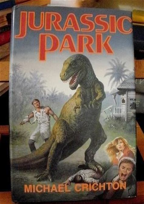 kingdom operation books yes this is a real alternate cover to jurassic park