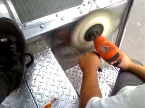 como pulir aluminio como pulir aluminio varios part 3