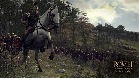 wallpaper laptop gaul total war rome ii screenshots video game news videos