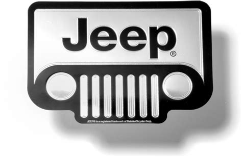 preppy jeep stickers 3029 classic emblemz jeep 174 grille decal quadratec