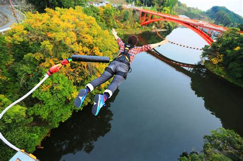 best bungee jumping best bungee jump spots near tokyo jw web magazine