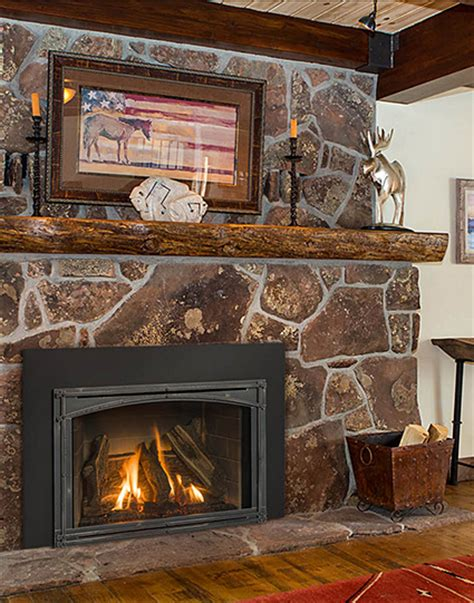 benefits of gas fireplace inserts jackson ca gas inserts