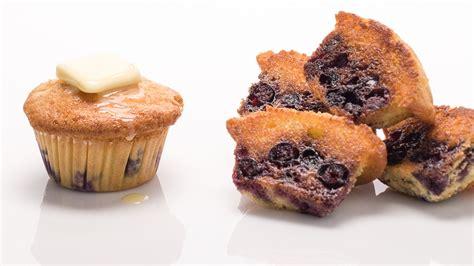 basic gluten  blueberry muffins