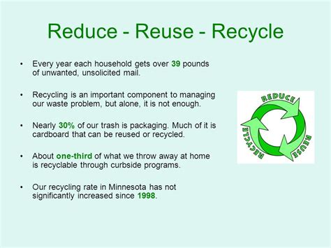 Reduce Reuse Recycle Essay by Buy My Term Paper F Tec Info