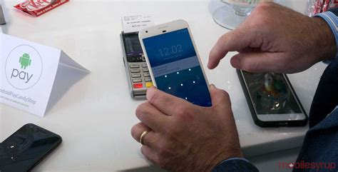 How Android Pay Works by Apple Pay And Android Pay Now Work With Desjardins