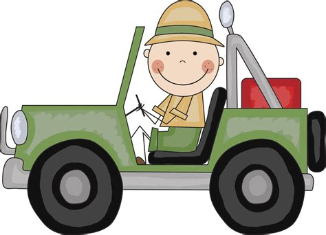 safari jeep clipart safari clipart safari truck pencil and in color safari