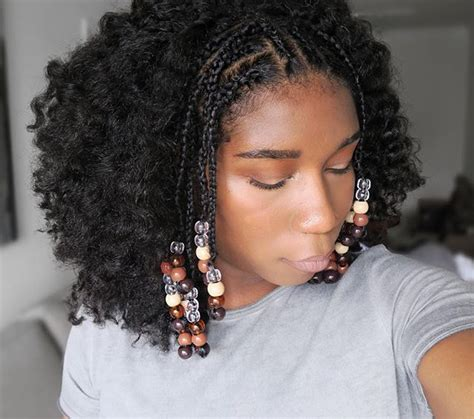styling afro kinky hair whitney white naptural85 afro hairstyles natural