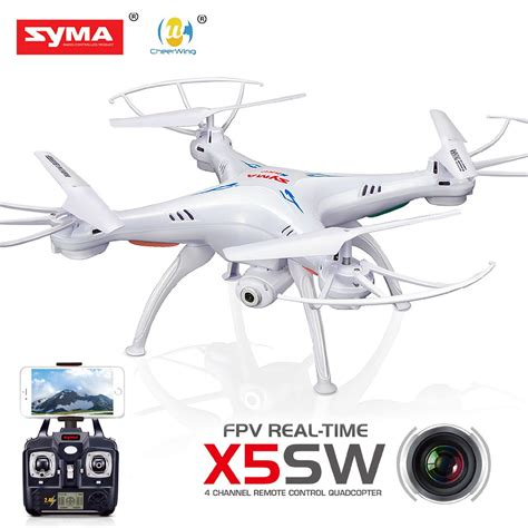 Syma X5sw Wifi Syma X5sw Explorers2 Drone Fpv Hd Wifi 2 4ghz 4ch 6 Axis Gyro With Headless Mode