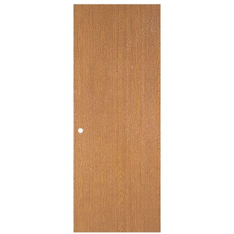 interior hollow doors shop reliabilt flush hollow smooth bored interior