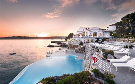hotel du cap the 2017 world s best resort hotels in france travel
