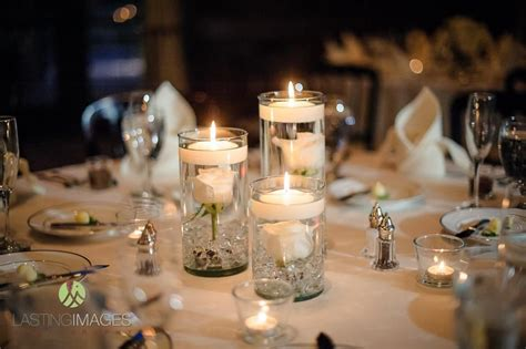 Wedding Favor Or Centerpiece Idea Boxed Martini Candles by Wedding Reception Floating Candles Centerpiece Idea
