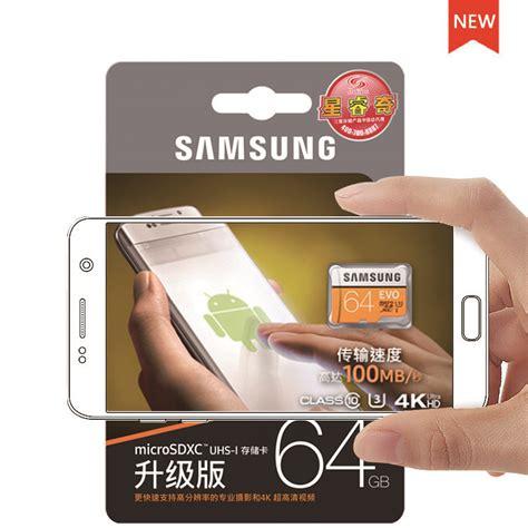 Jual Micro Sd Card 256gb by Samsung New Evo Memory Card 16gb 32gb Sdhc 64gb 128gb