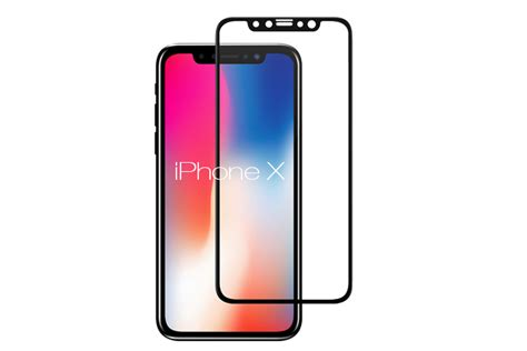 Temperred Glass Jete Iphone 9 9h hardness iphone x tempered glass black
