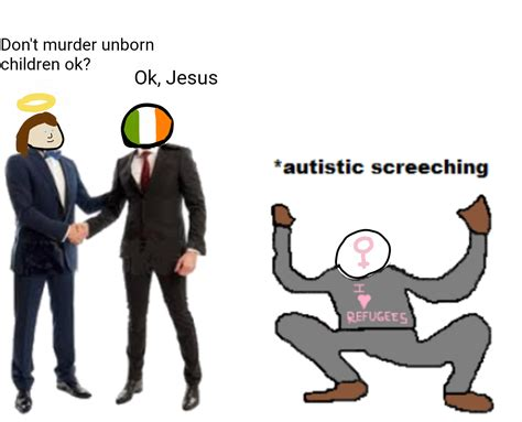 ireland s stance on abortion autistic screeching know