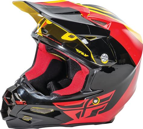 fly racing 180 18 fly racing f2 carbon pure helmet 237929