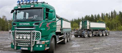 scania v8 trucks at a glance scania