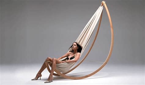 modern swing modern hammock swing by georg bechter woorock captivatist