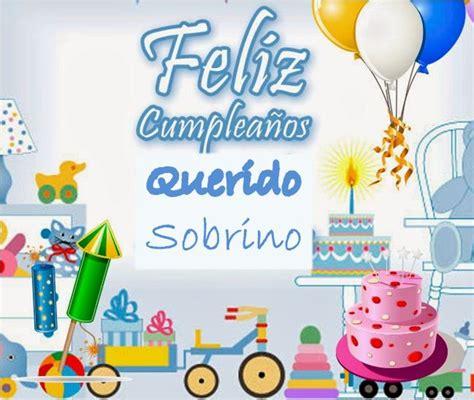 imagenes cumpleaños para sobrino felicitaciones de cumplea 241 os para mi sobrino globos png