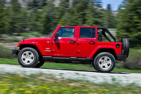 2014 Jeep Wrangler Configurations 2014 Jeep Wrangler Overview Cars