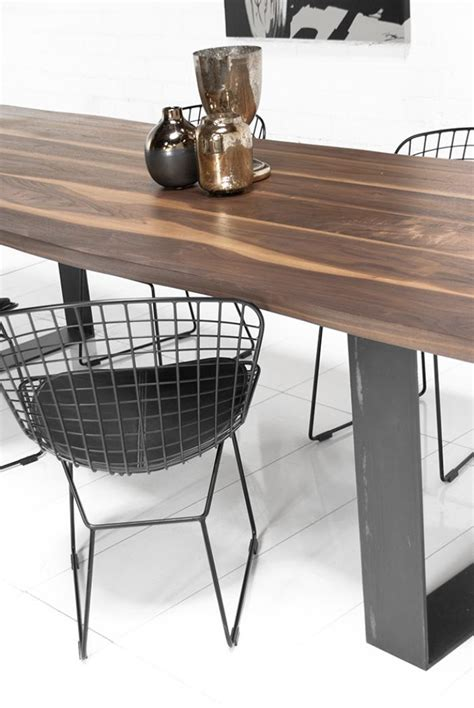 Industrial Furniture Store by Www Roomservicestore Industrial Modern Solid Walnut Slab