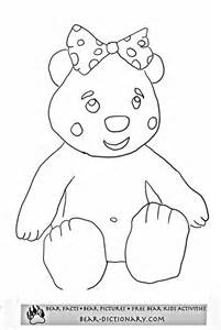 Pudsey Template Printables by Pudsey Colouring Pages
