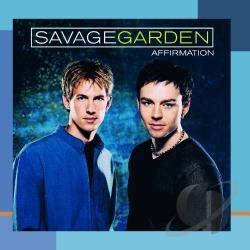 Cd Zorv Album Savage savage garden affirmation cd album