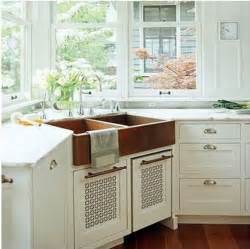 Kitchen Cabinets Corner Sink by Corner Sink Cabinet Size Kitchens Pinterest