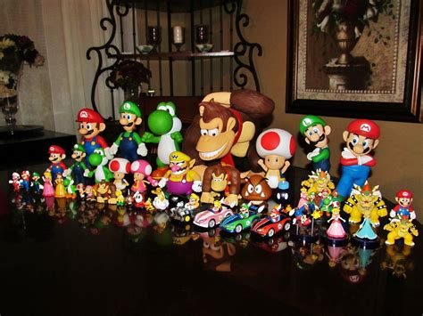 Bros Cemara 3 mario bros figures by jcgroovez on deviantart
