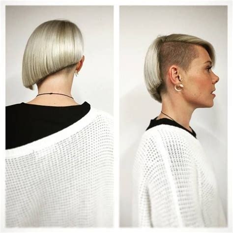 Bob Women Extreme Under | haircut headshave and bald fetish blog for people who