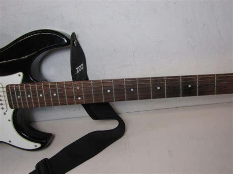 Harga Gitar Yamaha Eg 112 yamaha eg112 electric guitar strat style black right