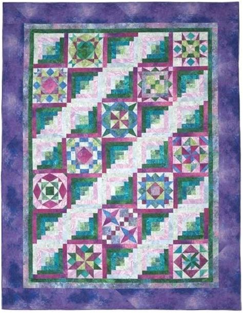 Stonehenge Quilt Patterns by Stonehenge Meets Jamestown Kit Includes Pattern And Fabric