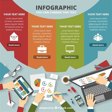 40 Free Infographic Templates To Download Hongkiat Within Infographic Template Maggieoneills Com Letter Infographic Template