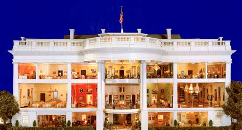 white house model white house in miniature main page