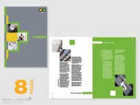 template for brochure design marketing brochure templates set 1