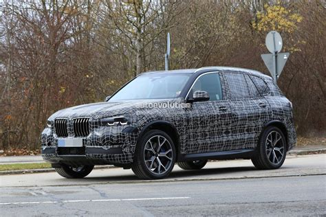 Bmw 2019 X5 by 2019 Bmw X5 Spied In Germany Shows Sporty Stance