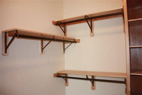 shelves awesome wall shelf with hanging rod wall shelf