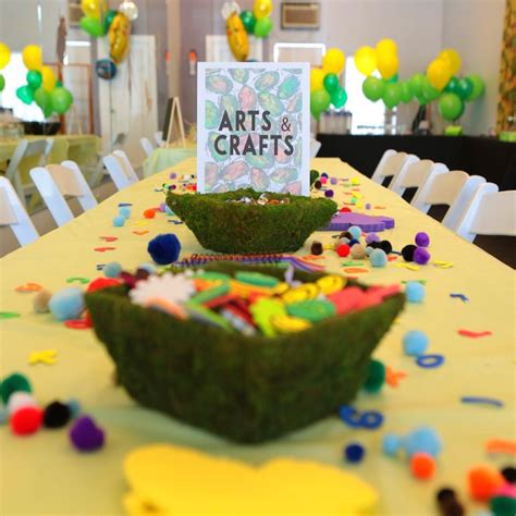 karas party ideas bug insect birthday party