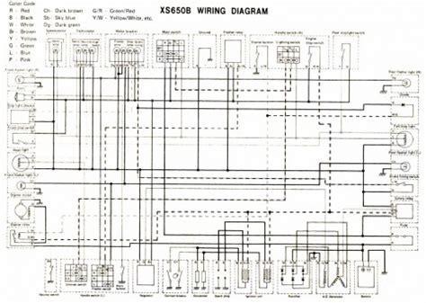 r pro company アールプロ xs650配線図