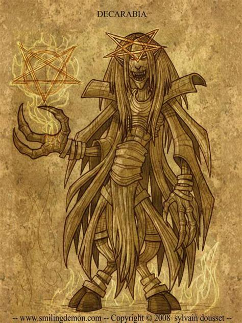 decarabia demons pinterest dream song and occult