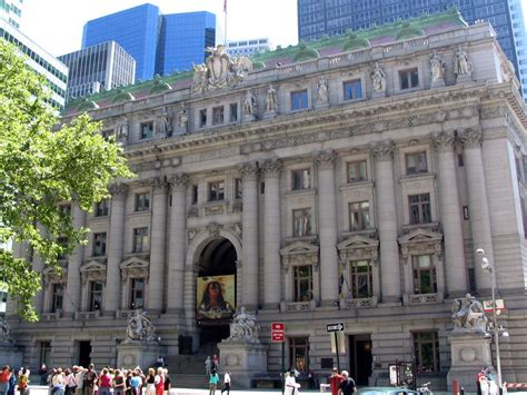 new york customs house u s custom house new york tripomatic