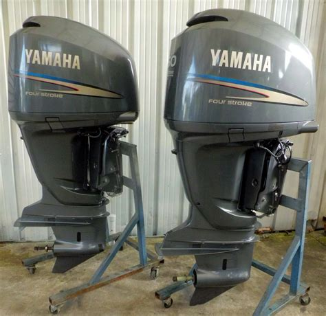 used motor for sale new and used yamaha mercury outboard motor boat