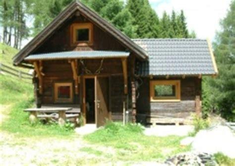 Einsame Berghütte 2 Personen by Bergh 252 Tte K 228 Rnten G 252 Nstig Mieten Ruhe Und Erholung Im Urlaub